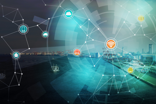 Towards the Invisible Internet of Things
